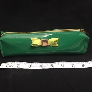 💚💚 Green Ted Baker Pencil Case 💚💚
